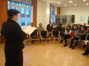 Mieze Medusa @ Goethe Institut Tashkent