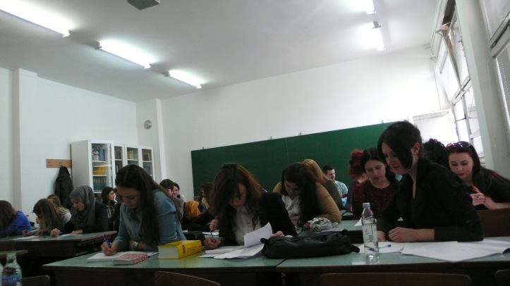 Sarajevo Poetry Slam Workshop