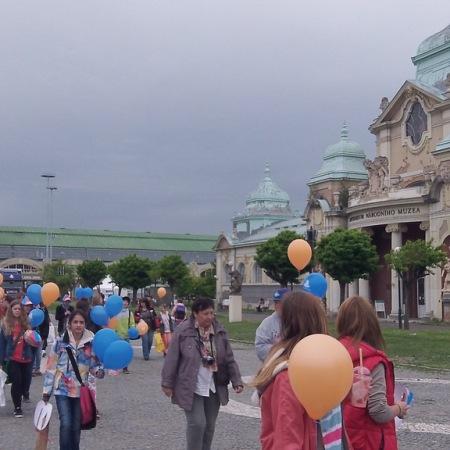 Buchmesse Prag 2014