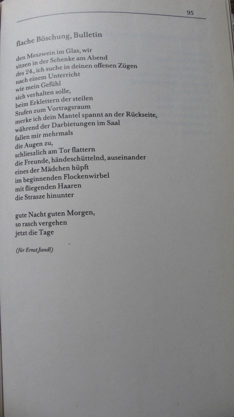 Friedericke Mayröcker